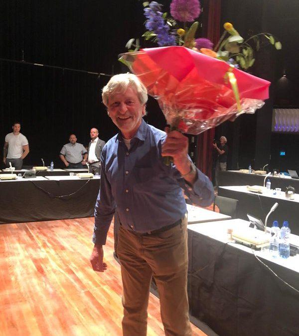 Ge Jacobs nieuw burgerraadslid CDA Roosendaal