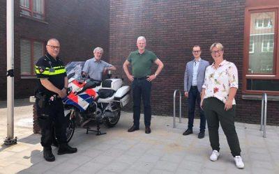 CDA 2e Kamerlid Chris van Dam bezoekt Roosendaal